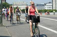 The Netherlands Aims to Transform Bike Lanes into Power Plants