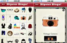 Interactive Hipster Games - Hunt Down PBR Beers & Bushy Beards With the Hipster Bingo App