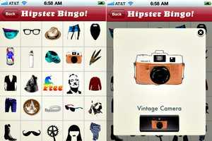 Hunt Down PBR Beers & Bushy Beards With the Hipster Bingo App