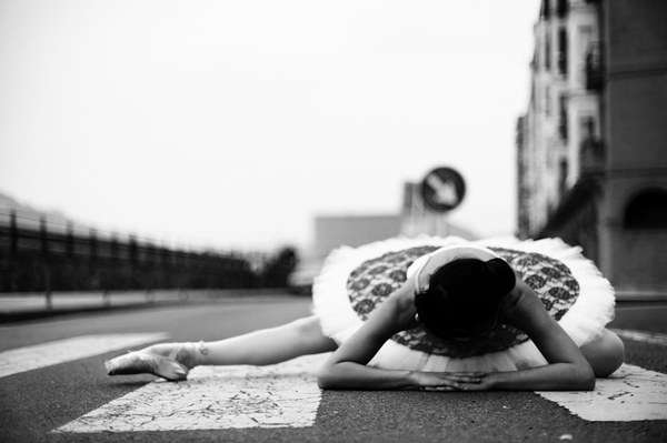 Urban Ballerina Photography