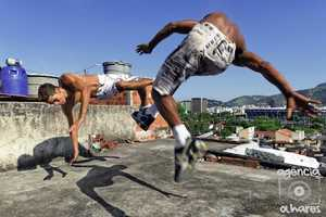Vincent Rosenblatt's Photos of Rio de Janeiro's Youth Subculture