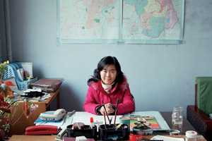 Jan Banning Photographs Bureaucracies All Over the World
