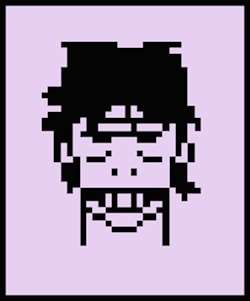 8-Bit Face Generators - The 'Turn Your Name Into a Face' Puts an Image to the Name