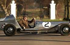 The Nissan Nilsson is Inspired by 'Chitty Chitty Bang Bang'