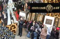 Cavalli at H&M Launch