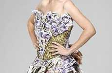 $100,000 Money Dress