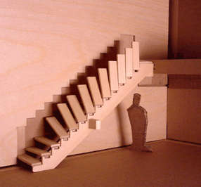 Disappearing Staircase