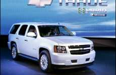GM Wins Green Car of the Year
