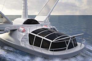 Volitan Concept Boat