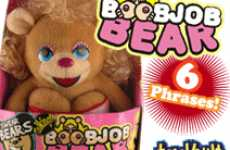 Boob Job Bear