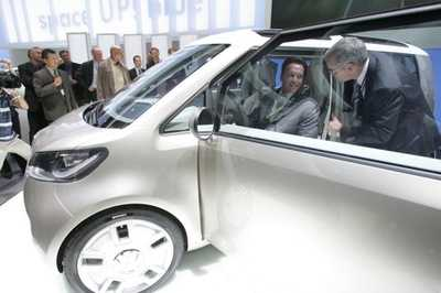 Is VW Concept Apple