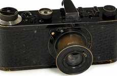 1923 Leica is World's Most Expensive Small Camera