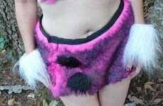 Coloured Faux Fur
