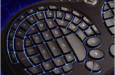 Circular Dual Keyboard for Hard Core Gamers