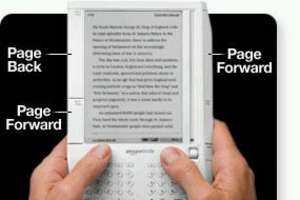 Will Kindle Popularize the eBook?