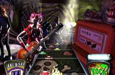 "MTV ""Rock Band"" Video Game Launched & It Rocks (UPDATE)"