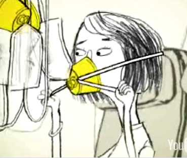Funny Flight Safety Animations