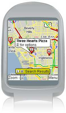 Google Maps for Mobile