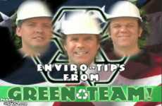 Enviro-Tips from the Green Team