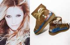 Celebrity Designed Ugg Boots for Charity
