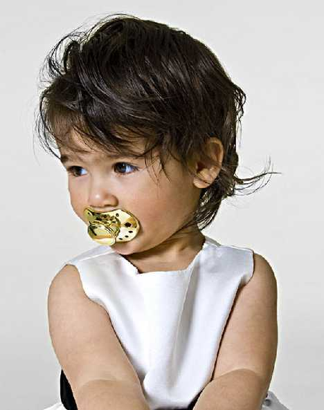 Luxury Pacifiers
