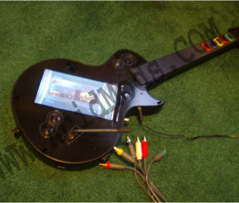Touchscreen Guitar