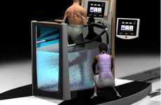 Treadmill in a Hot Tub - Hydro Physio Lifeststyle