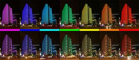 Light Show Architecture