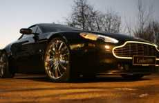 Customized Aston Martin V8 Vantage Volante