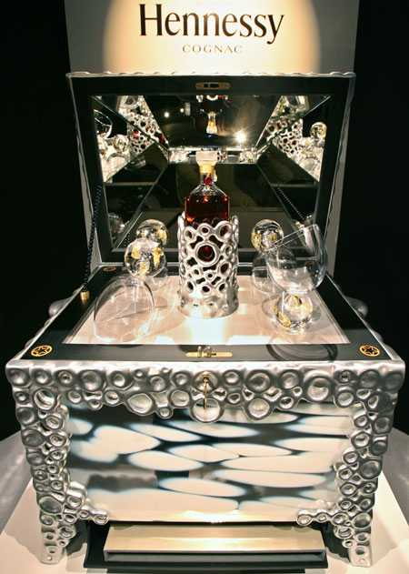 $200,000 Hennessy Cognac Treasure Chest