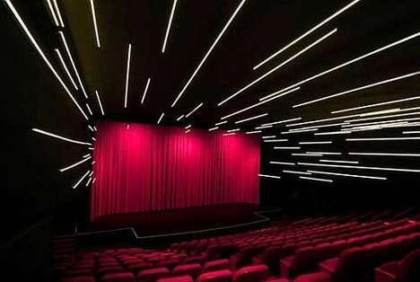 $7.5 Million Movie Theatre - Billy Wilder Theater at UCLA
