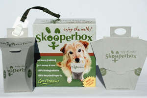 ScooperBox for Dogs