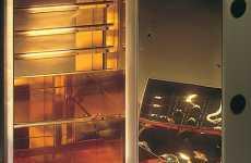 Gold-Lined Safe