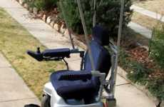 Solar Power Wheelchair