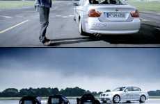 GPS Driven BMW