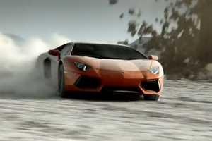 The Lamborghini Aventador Spot is Pure Action Entertainment