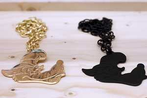 Big Wolf Bling Bling by JC de Castelbajac Makes All the Piggies Squeel