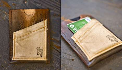 Rugged iPhone Cases - The Handmade iPhone Wallet From CXXVI Holds all Your Important Belongings