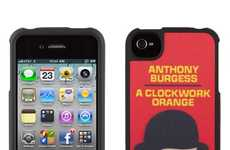 Literary Smartphone Covers - Speck x Out of Print Novel Cases Bring Back Classic Stories