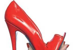 Raphael Young Designs High-Tech Heels for Comfort