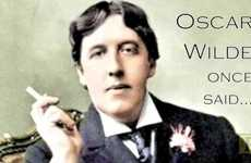 Jersey Shore Spoof Created in the Style of Oscar Wilde