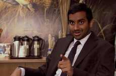 'Tom Haverfoods' is a Site for Tom Haverford of Parks & Recreation