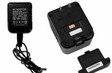 Outlet-Powered Spy Cams - The AC Adapter Hidden Camera is Perfect for Subtle Spys