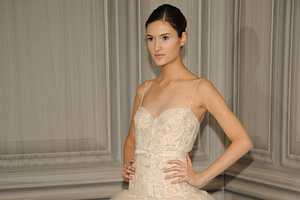 The Monique Lhuillier Spring 2012 Bridal Collection is Magical