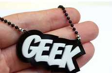 From Geektastic Necklaces to Robot Mancessories