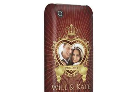 William and Kate iPhone Cases