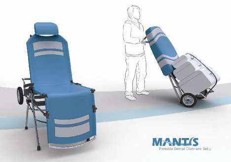 Mantis Portable Dental Chair