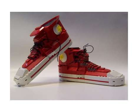 awesome art shoes