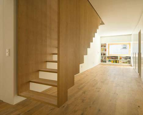 Illusory Staircases - Interior Design Blog Features Stupendous Stairways That Command Attention