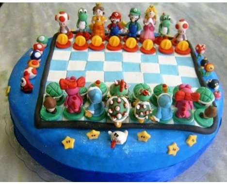 awesomely original chess sets